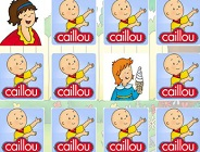 Caillou Matching