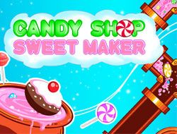 Candy Shop Sweets Maker