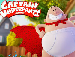 Captain Underpants Memory
