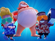 Captain Underpants: Which Character Are You?