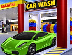 Car Wash and Gas Station Simulator