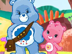 Care Bears Where is my Porridge