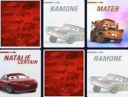 Cars Memory Match