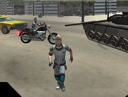 Cars Thief 2 Tank Edition