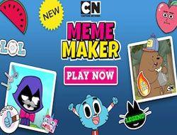Cartoon Network Meme Maker