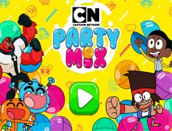 Cartoon Network Party Mix