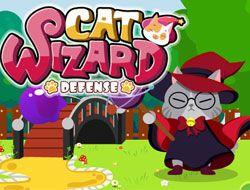 Cat Wizard Defense