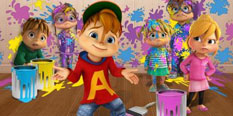 Alvin and the Chipmunks Games