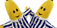 Bananas in Pyjamas Games