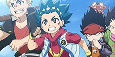 Beyblade Burst Games