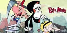 Billy and Mandy Games