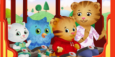 Daniel Tiger's Neighborhood Games