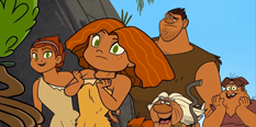 Dawn of the Croods Games