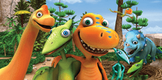 Dinosaur Train Games