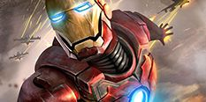 Iron Man Games