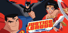 Justice League Action Games