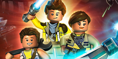 Lego Star Wars The Freemaker Adventures Games
