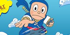 Ninja Hattori Games