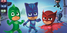 PJ Masks Games