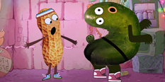 Pickle and Peanut Games