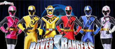 Power Rangers Ninja Steel Games