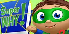 Super Why Games