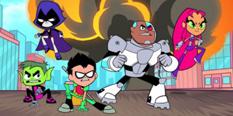 Teen Titans Go Games