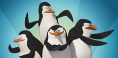 The Penguins of Madagascar Games