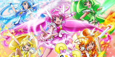 Glitter Force Games