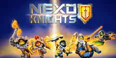 Lego Nexo Knights Games