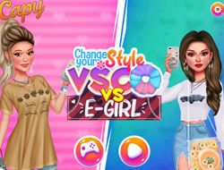 Change Your Style VSCO vs E-Girl