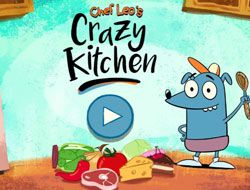 Chef Leos Crazy Kitchen