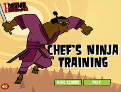 Chefs Ninja Training