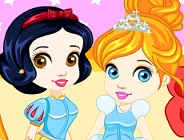 Chibi Disney Princesses