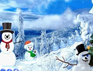 Christmas Day Forecast Escape