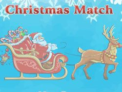 Christmas Match Cards