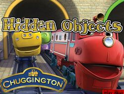 Chuggington Hidden Objects