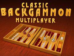 Classic Backgammon Multiplayer