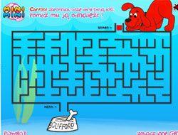 Clifford Maze