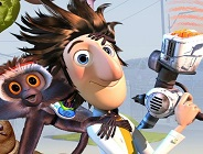 Cloudy with a Chance of Meatballs 2 Differences
