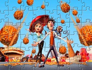 Cloudy with a Chance of Meatballs Puzzle
