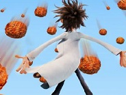 Cloudy with a Chance of Meatballs Similarities