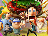 Cloudy with a Chance of Meatballs Two 6 Diff