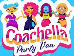 Coachella Party Van