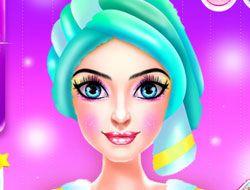 Colorful Fashion Hair Salon