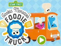Cookie Monsters Food Truck