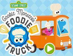 Cookie Monsters Food Truck