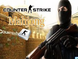 Counter Strike Mahjong