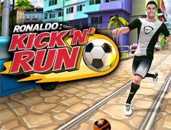 Cristiano Ronaldo Kick 'n' Run