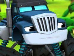Crusher Monster Machine